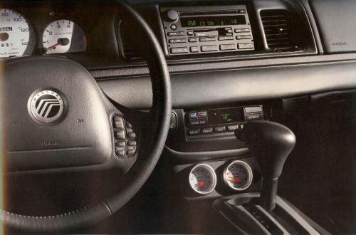 2004 Mercury Marauder Interior #1TCB