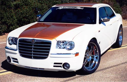 2005 Chrysler 300 Hurst Edition from Performance West Group website