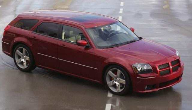 Magnum Car 2014