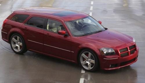 2006 Dodge Magnum SRT8 Front Side #2 TCB (640x367)