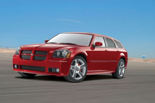 2006 Dodge Magnum SRT8 Front Side #3 TCB