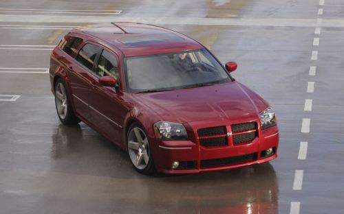 2006 Dodge Magnum SRT8 Front Side TCB