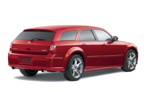 2006 Dodge Magnum SRT8 Rear TCB