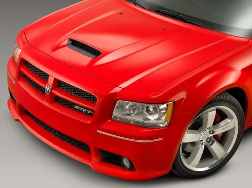 2008 Dodge Magnum SRT8 Up Close TCB