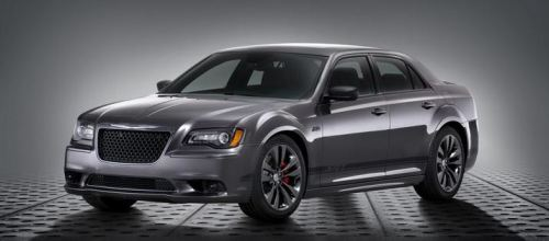 2014 Chrysler 300 SRT TCB