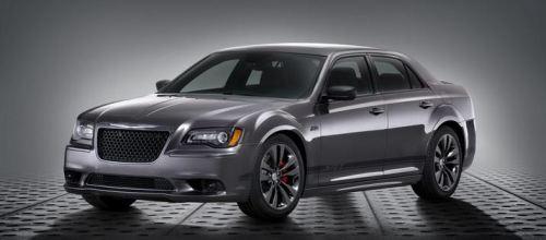 2014 Chrysler 300 SRT TCB
