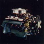 Commando 426 Engine TCB