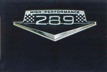 1965–1967 Ford Mustang K-Code – Horsepower Memories