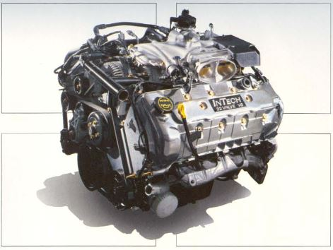 Mercury Marauder Engine Photo TCB