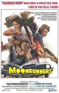 Moonrunners Movie Poster Trivia HM
