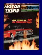 Motor Trend GTO 1964