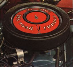 1968 Plymouth Road Runner Engine TCB