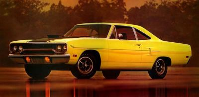 1970 Plymouth Road Runner TCB