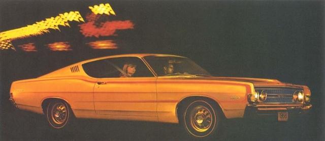 1968-1969 Ford Torino GT – Horsepower Memories