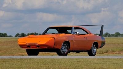 1969 Dodge Daytona Mecum