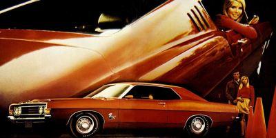 1969 Ford Cobra TCB