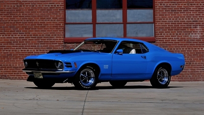 1970 Ford Mustang Mecum