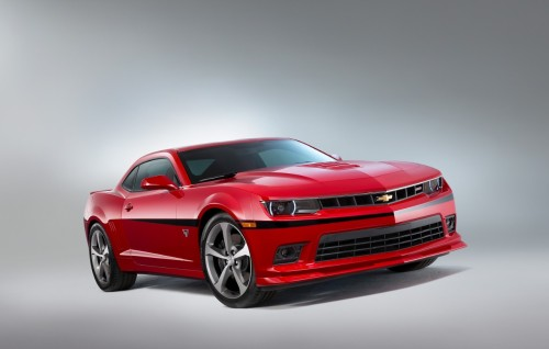 2015 Chevrolet Camaro Commemorative Edition #7