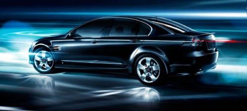 2008 Pontiac G8 TCB BTF #2