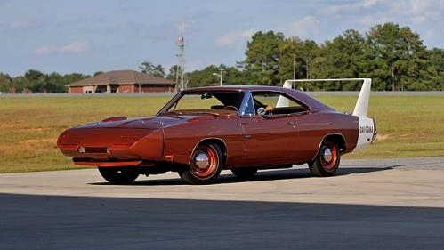 1969 Dodge Daytona Mecum #2
