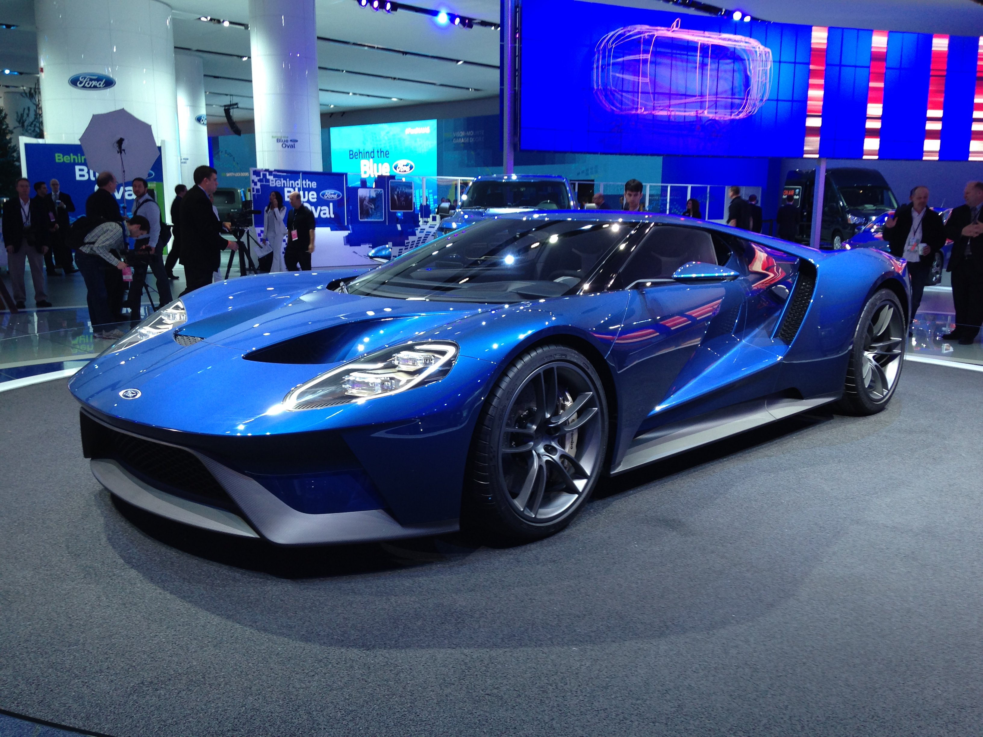New Muscle Cars Debut In Detroit At The NAIAS Horsepower Memories