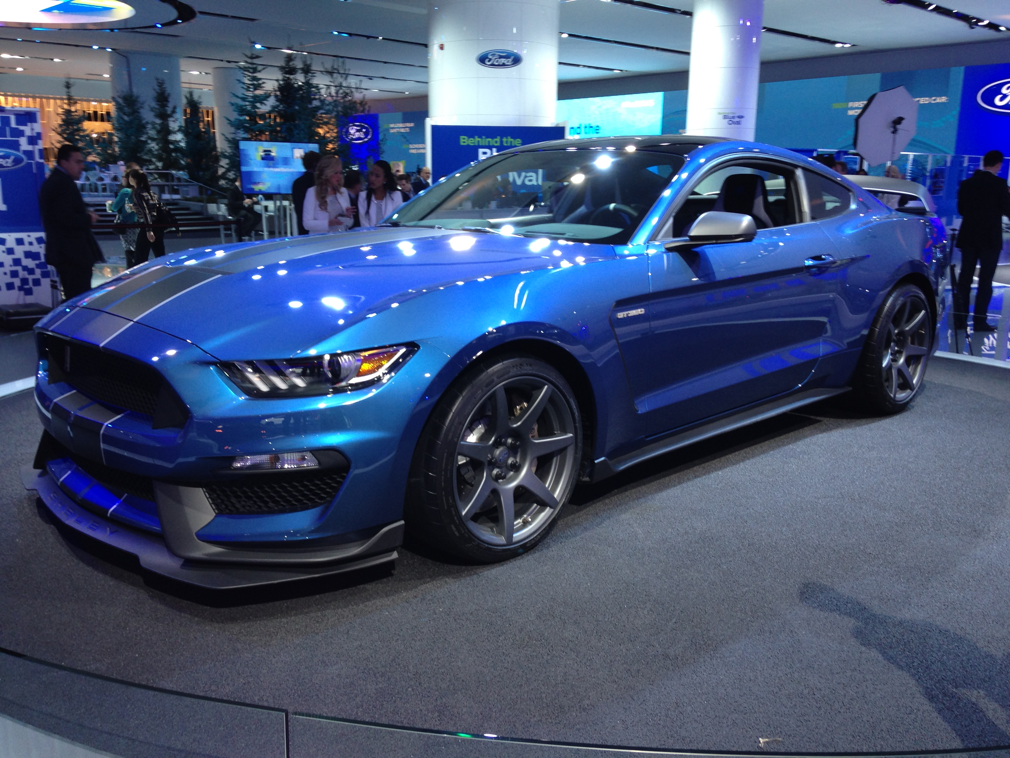 2016 Ford Mustang GT500R