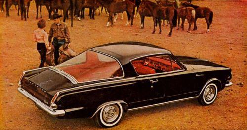 1964 Plymouth Barracuda TCB