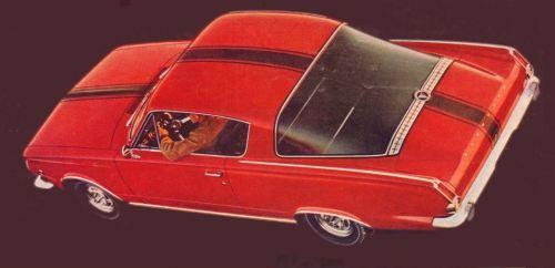 1965 Plymouth Barracuda S TCB
