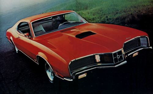1970 Mercury Cyclone TCB #2