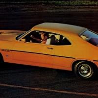 1968-1972 Mercury Cyclone