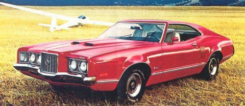 1972 Mercury Montego Cyclone GT TCB