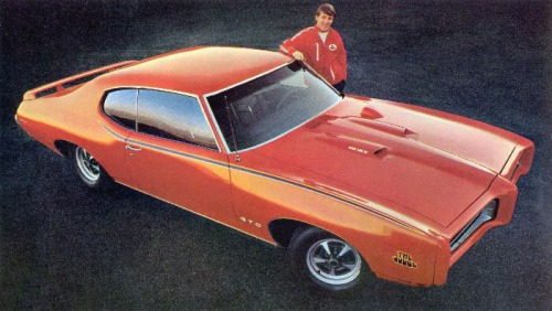 1969 Pontiac GTO Judge TCB  _3