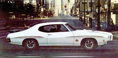 1970 Pontiac GTO Judge  TCB _2