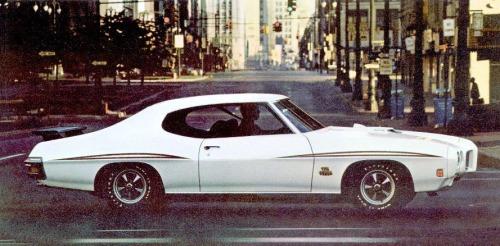 1970 Pontiac GTO Judge  TCB _2