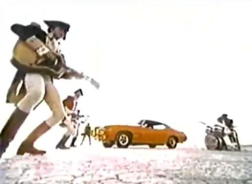 Paul Revere & The Raiders GTO Commercial TCB