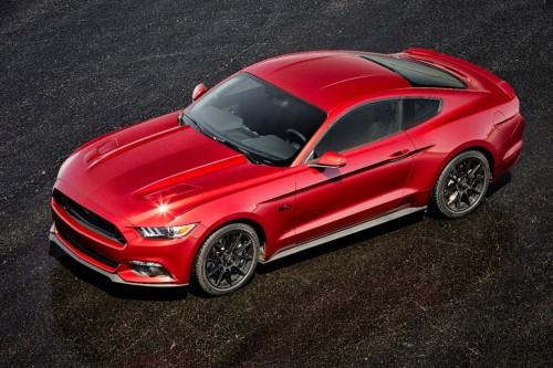 2016 Ford Mustang Black Package ITN