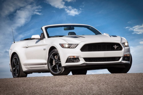2016 Ford Mustang California Special ITN