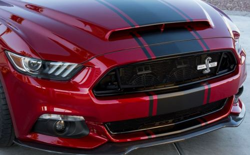 2015 Shelby Super Snake ITN #4