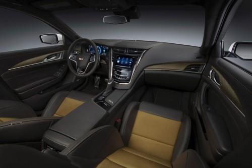 2016 Cadillac CTS-V #2 TCB
