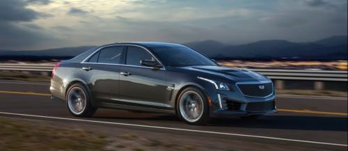 2016 Cadillac CTS-V #4 TCB