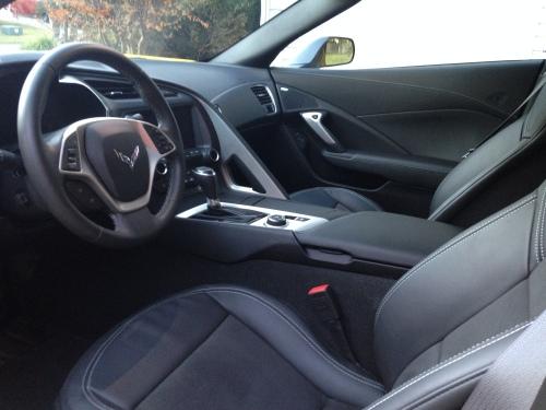 2015 Chevrolet Corvette #11