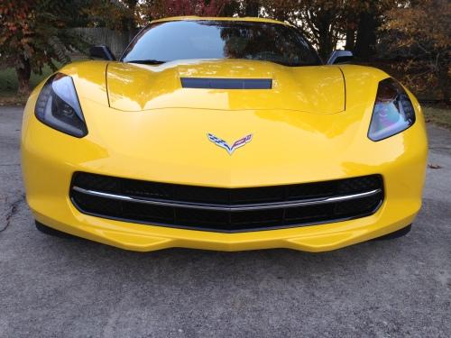 2015 Chevrolet Corvette #12