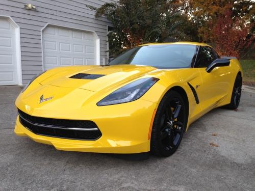 2015 Chevrolet Corvette #13