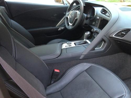 2015 Chevrolet Corvette #7
