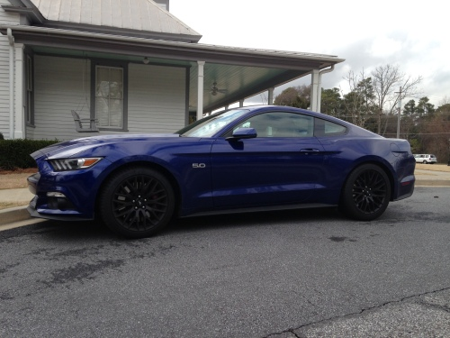 2015 Ford Mustang GT #1