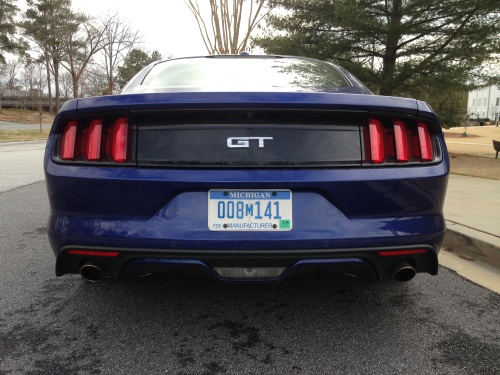 2015 Ford Mustang GT #4