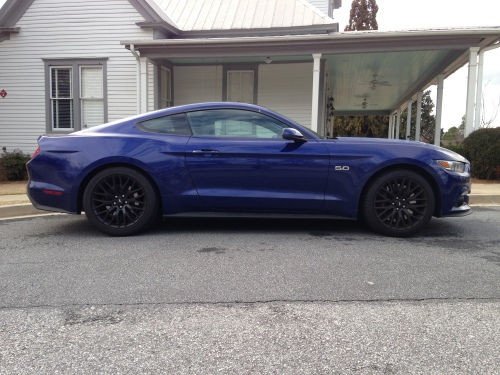 2015 Ford Mustang GT #5