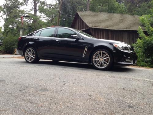 2015 Chevrolet SS #2 (800x600)
