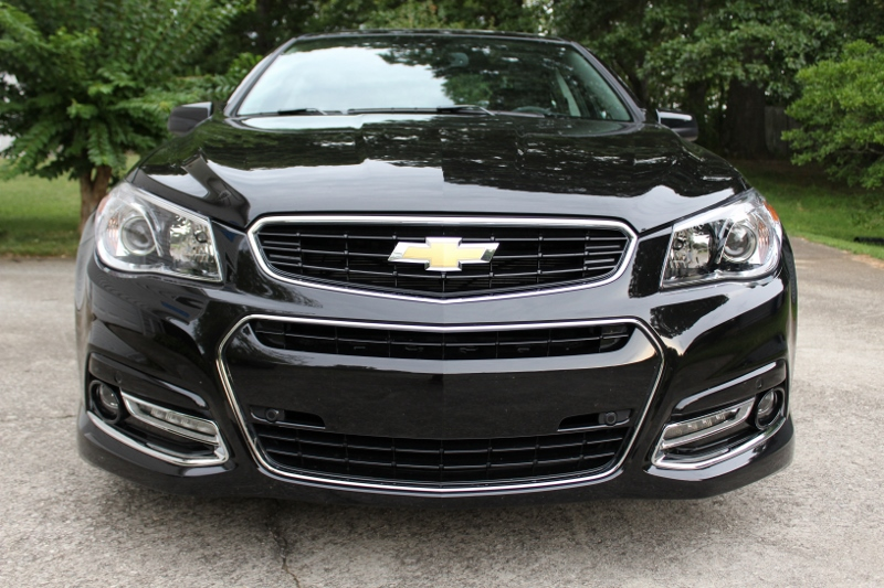 2015 chevrolet ss first drive horsepower memories. Black Bedroom Furniture Sets. Home Design Ideas