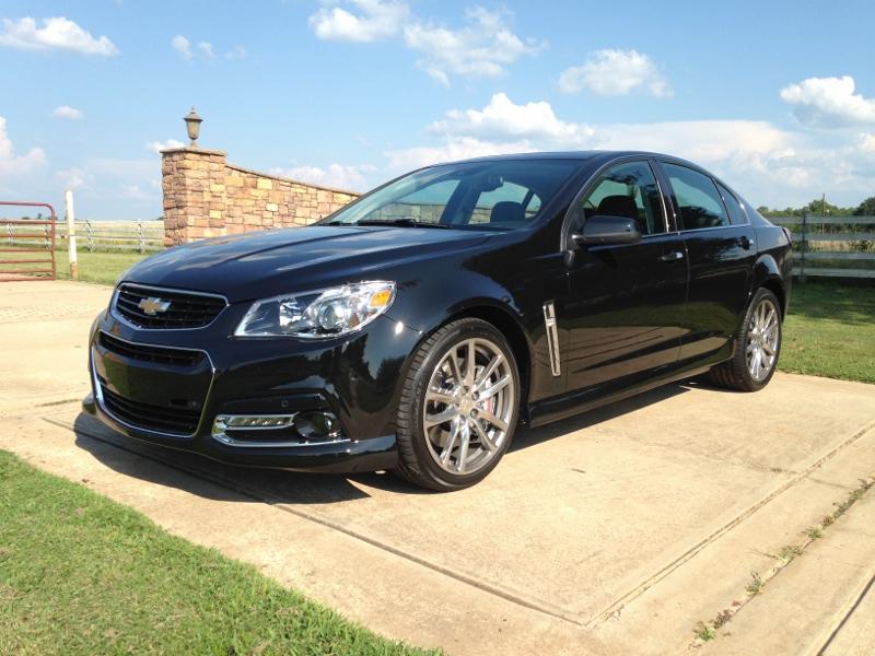 2015 Chevrolet SS First Drive – Horsepower Memories